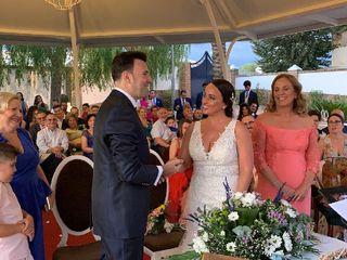 La boda de Elena  y José Ángel