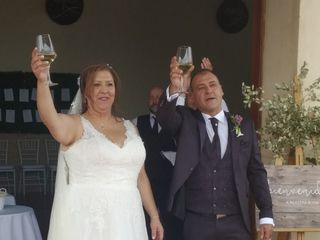 La boda de Emilio  y Chiqui 1