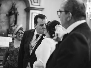 La boda de Paula y Juan