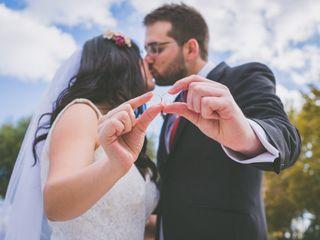 La boda de Marissa y Jorge