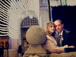 La boda de Nuria y Antonio José