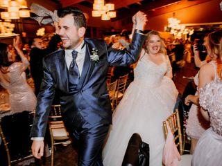 La boda de Lidia y Adián