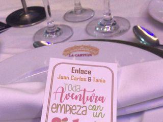 La boda de Tania y Juan Carlos 2