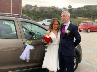 La boda de Germania y Miguel