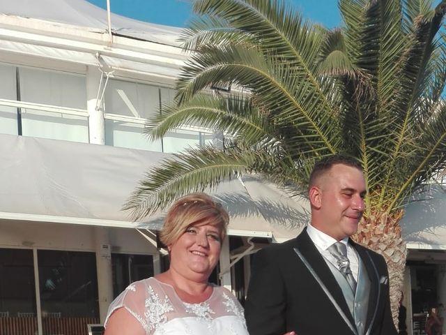 La boda de Oscar y Roxana en La Manga Del Mar Menor, Murcia 2