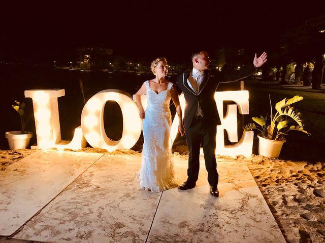 La boda de Roxana y Oscar