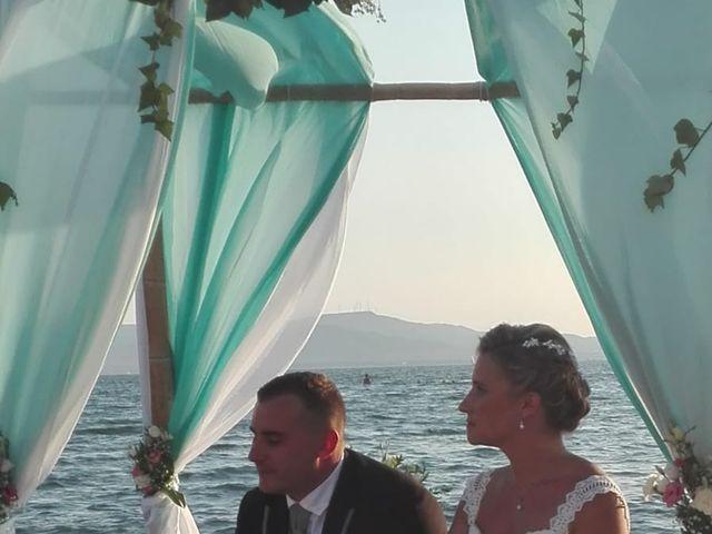 La boda de Oscar y Roxana en La Manga Del Mar Menor, Murcia 5