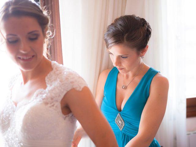 La boda de Victor y Aitziber en Larrabetzu, Vizcaya 8