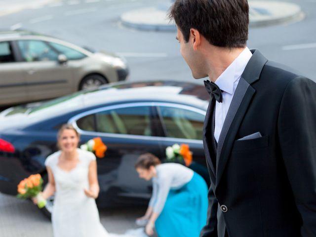 La boda de Victor y Aitziber en Larrabetzu, Vizcaya 12