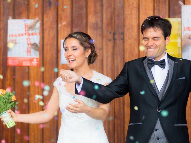 La boda de Victor y Aitziber en Larrabetzu, Vizcaya 22