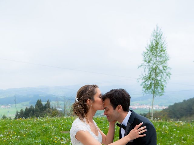 La boda de Victor y Aitziber en Larrabetzu, Vizcaya 24