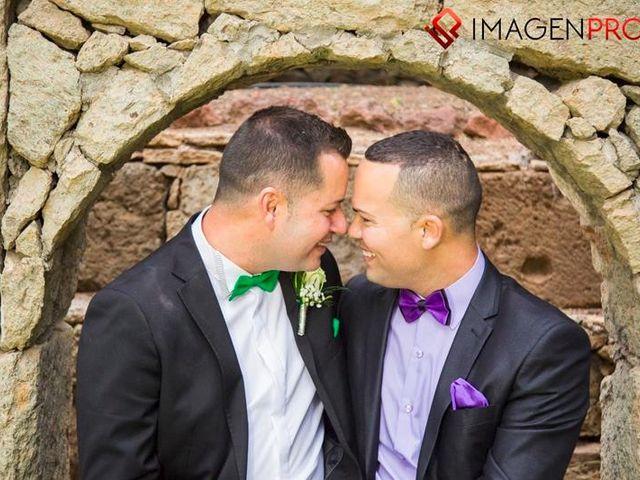 La boda de Frank  y Oliver  en Aguimes, Las Palmas 14