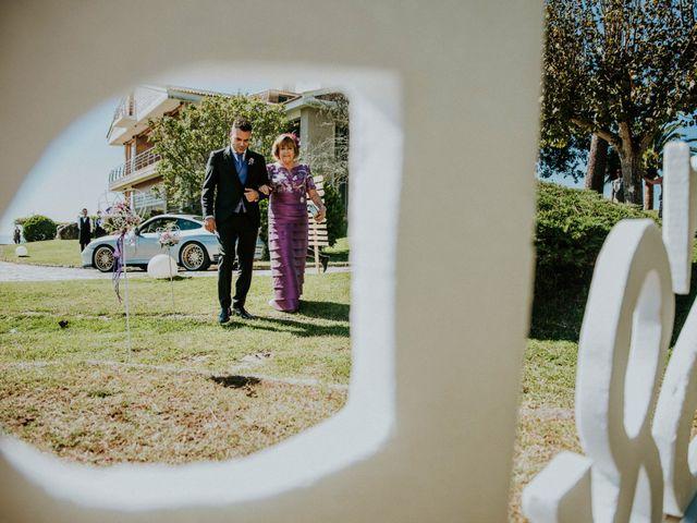 La boda de Pablo y Silvia en Sanxenxo, Pontevedra 40