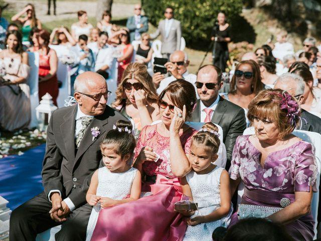 La boda de Pablo y Silvia en Sanxenxo, Pontevedra 45