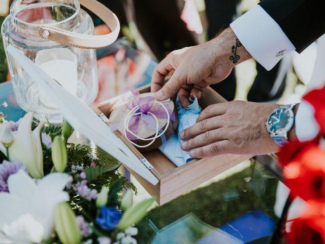 La boda de Pablo y Silvia en Sanxenxo, Pontevedra 55