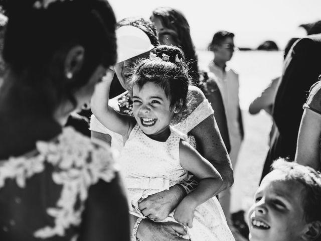 La boda de Pablo y Silvia en Sanxenxo, Pontevedra 58