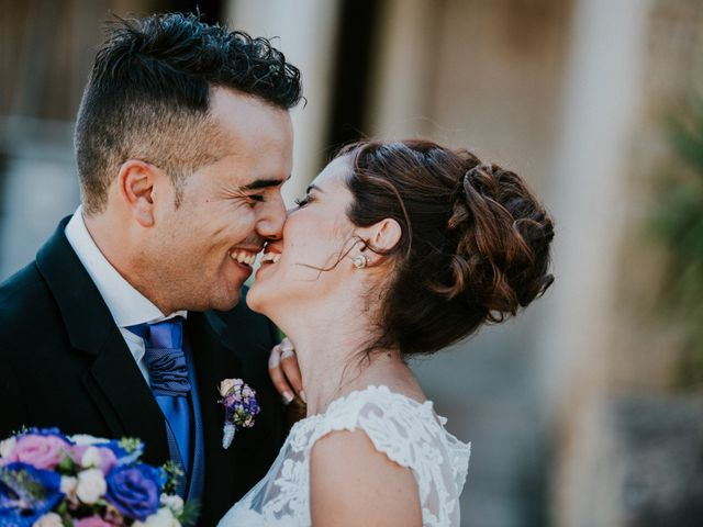 La boda de Pablo y Silvia en Sanxenxo, Pontevedra 2
