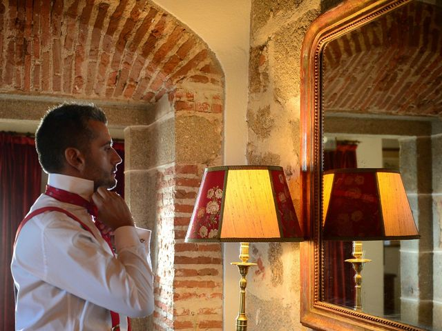 La boda de Álvaro y Elena en Plasencia, Cáceres 16