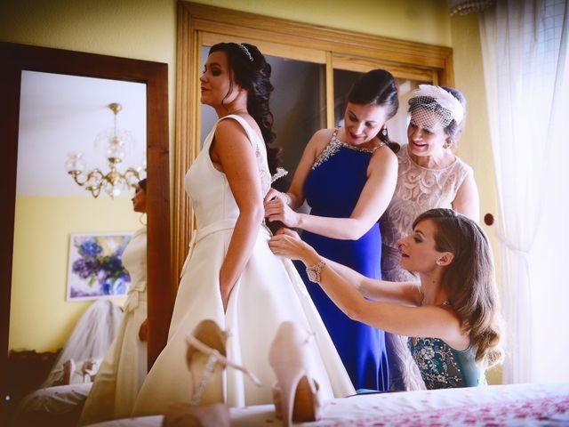 La boda de Álvaro y Elena en Plasencia, Cáceres 17