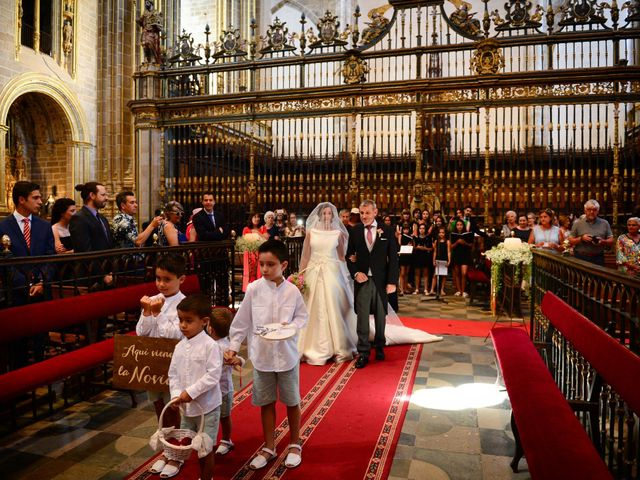 La boda de Álvaro y Elena en Plasencia, Cáceres 30