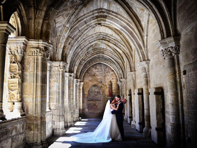 La boda de Álvaro y Elena en Plasencia, Cáceres 37