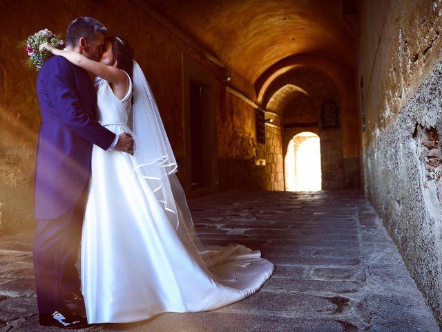 La boda de Álvaro y Elena en Plasencia, Cáceres 41