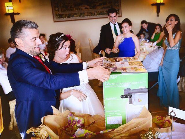 La boda de Álvaro y Elena en Plasencia, Cáceres 46