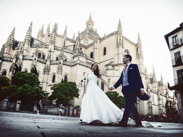 La boda de Álvaro y Elena en Plasencia, Cáceres 58