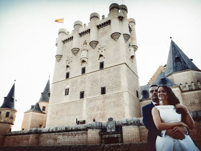 La boda de Álvaro y Elena en Plasencia, Cáceres 60