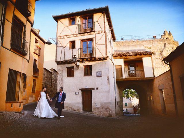 La boda de Álvaro y Elena en Plasencia, Cáceres 61