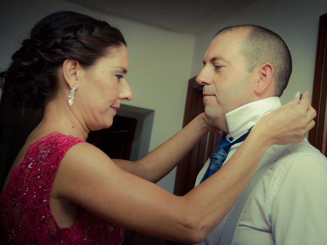 La boda de Jose y Andrea en Moraña, Pontevedra 9
