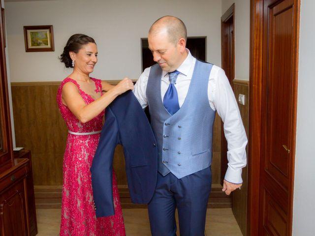 La boda de Jose y Andrea en Moraña, Pontevedra 10