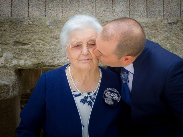 La boda de Jose y Andrea en Moraña, Pontevedra 13