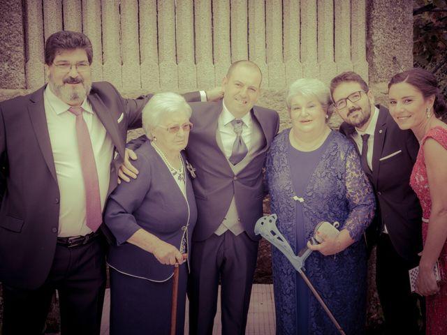 La boda de Jose y Andrea en Moraña, Pontevedra 14