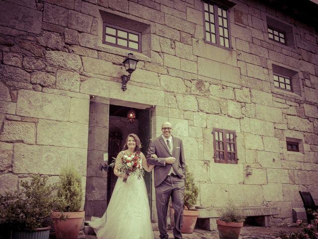 La boda de Jose y Andrea en Moraña, Pontevedra 23