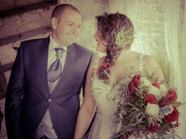 La boda de Jose y Andrea en Moraña, Pontevedra 26