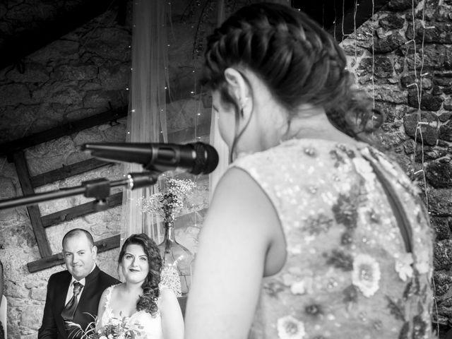 La boda de Jose y Andrea en Moraña, Pontevedra 29