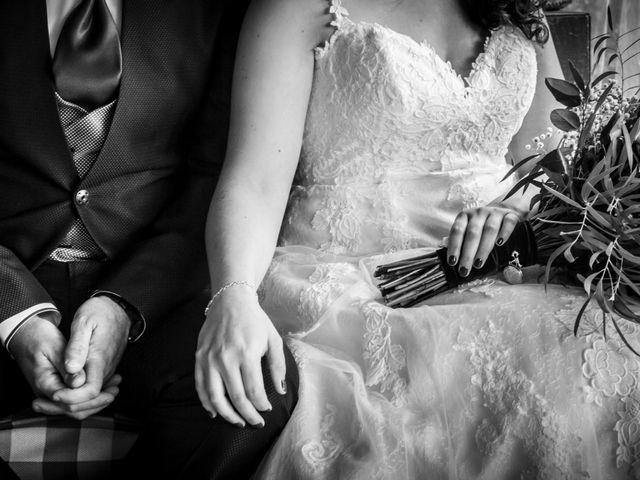 La boda de Jose y Andrea en Moraña, Pontevedra 31