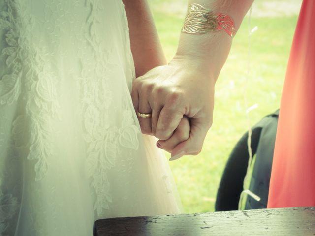 La boda de Jose y Andrea en Moraña, Pontevedra 34