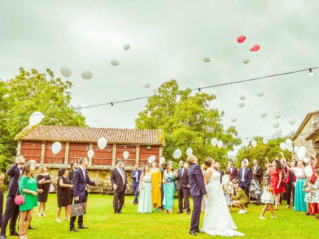 La boda de Jose y Andrea en Moraña, Pontevedra 36