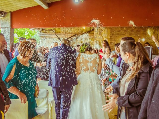 La boda de Jose y Andrea en Moraña, Pontevedra 37