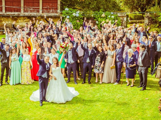 La boda de Jose y Andrea en Moraña, Pontevedra 38