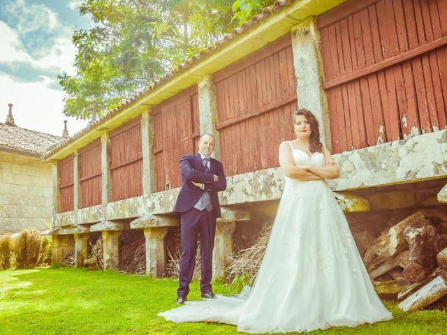 La boda de Jose y Andrea en Moraña, Pontevedra 39
