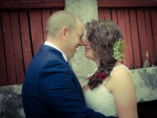 La boda de Andrea y Jose