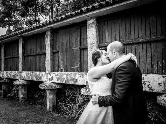 La boda de Jose y Andrea en Moraña, Pontevedra 40