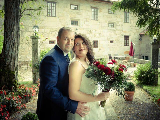 La boda de Jose y Andrea en Moraña, Pontevedra 41