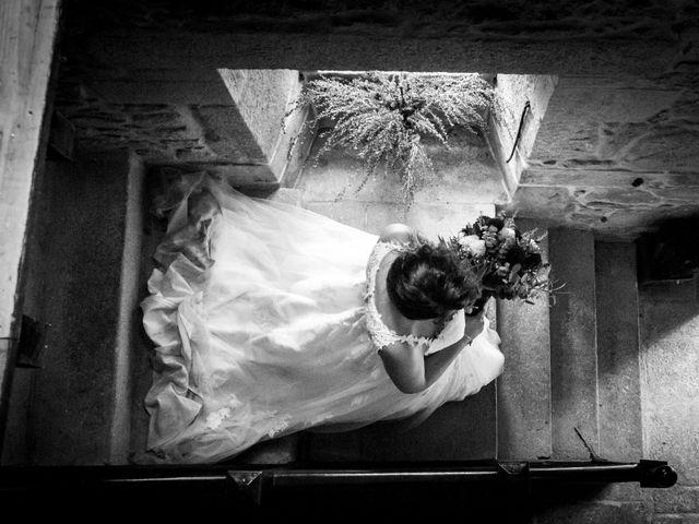 La boda de Jose y Andrea en Moraña, Pontevedra 42