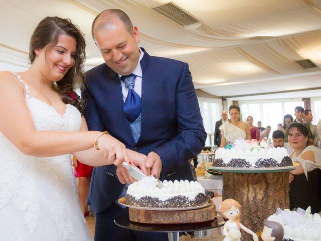 La boda de Jose y Andrea en Moraña, Pontevedra 47