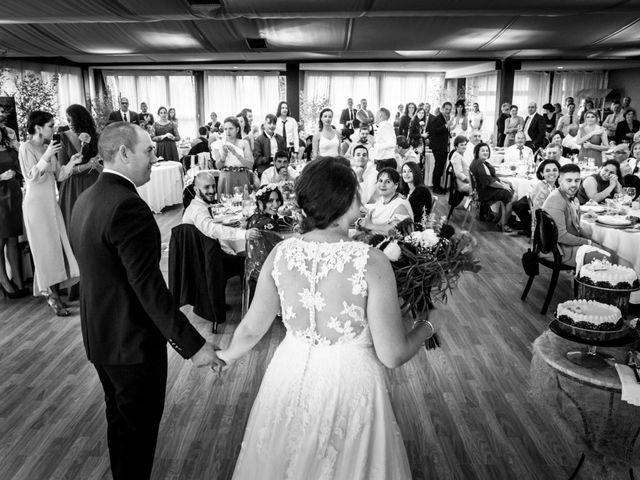 La boda de Jose y Andrea en Moraña, Pontevedra 48