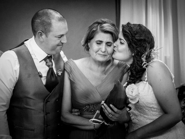 La boda de Jose y Andrea en Moraña, Pontevedra 49